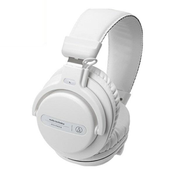\エントリ&カードポイント14倍/『送料無料』オーディオテクニカ DJヘッドホン 密閉ダイナミック型 ホワイト ATH-PRO5XWH
