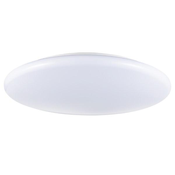 \エントリ&カードポイント14倍/『送料無料』OHM LEDシーリングライト ミドルサイズ 8畳用 昼光色 06-1697 LE-Y37D8G-W3