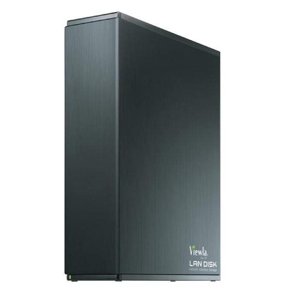 『送料無料』ソリッドカメラ Viewlaシリーズ用 ネットワーク対応 HDD 4TB LANDisk for Viewla 防犯カメラ用HDD  NAS-03/4.0 IPC-06HD IPC-07w IPC-08w IPC-09w対応