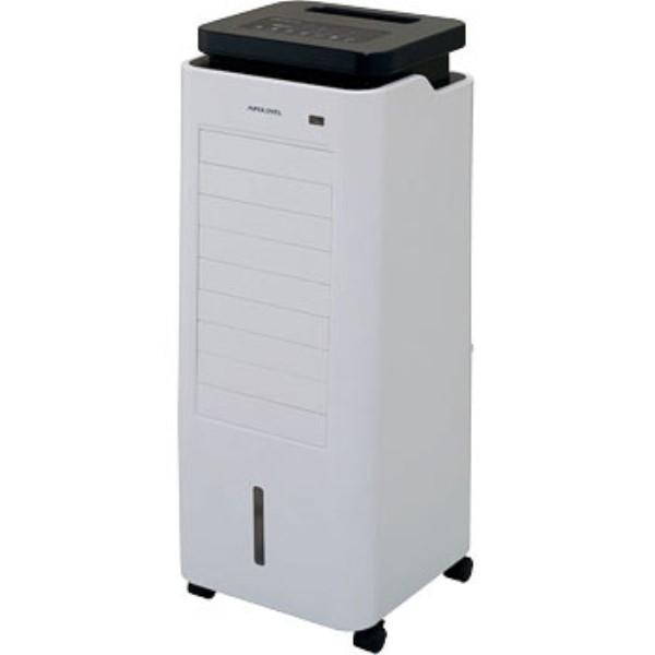 \カードでポイント9倍/『送料無料』アピックス 涼風扇 タンク容量4.5L ホワイト リモコン付 ACF-189R-WH リビングファン リビング 冷風機