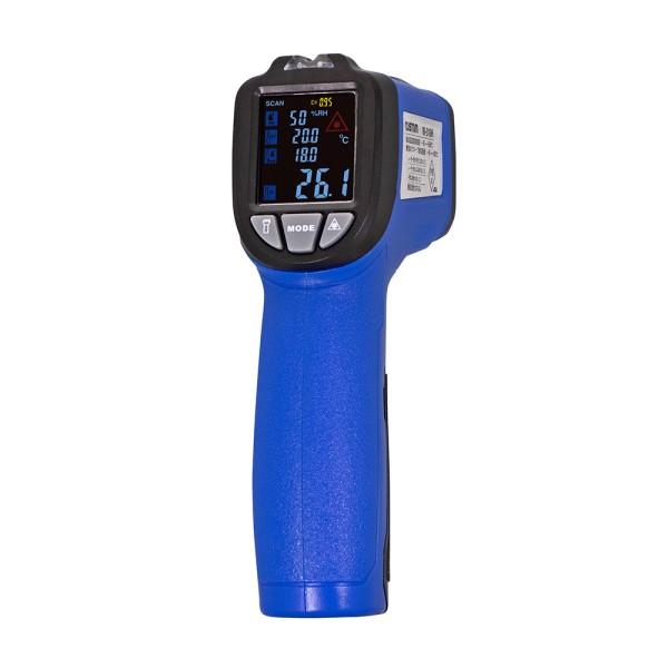 \ポイント5倍/【送料無料】カスタム 放射温度計 レーザーマーカー機能付 -50~550 ℃ IR-310H