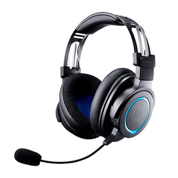 \カードポイント10倍/(5%還元含)『送料無料』オーディオテクニカ ワイヤレスゲーミングヘッドセット ATH-G1WL オーテク ゲーム用 ヘッドホン