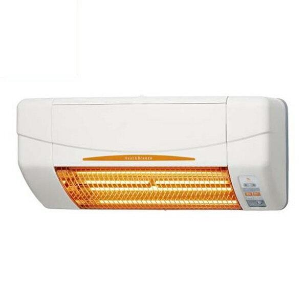 \ポイント5倍/『送料無料』高須産業 涼風暖房機 防水仕様 浴室用 壁面型 SDG1200GB