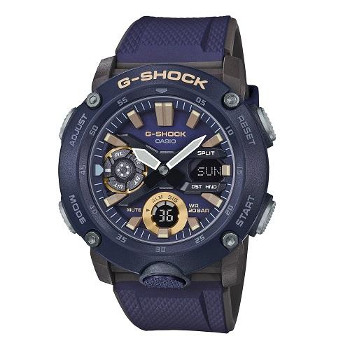 【長期保証付】CASIO GA-2000-2AJF G-SHOCK(ジーショック) クオーツ メンズ