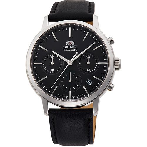 【長期保証付】オリエント RN-KV0303B クオーツ 腕時計 メンズ