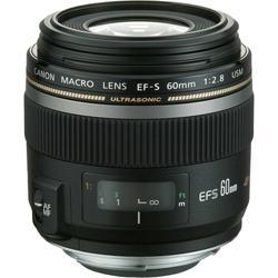 【在庫あり】14時までの注文で当日出荷可能! CANON EF-S60mm F2.8 マクロ USM