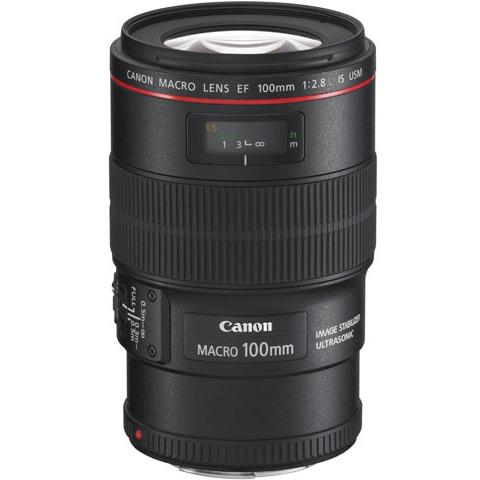 【長期保証付】CANON EF100mm F2.8L マクロ IS USM