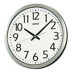 セイコー KH406S 掛け時計 防湿・防塵型
