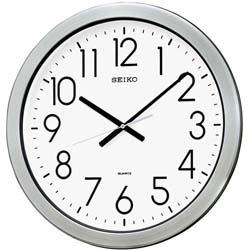 セイコー KH407S 掛け時計 防湿・防塵型