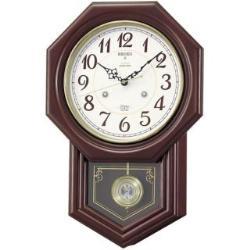 セイコー RQ205B 電波掛け時計 チャイム&ストライク