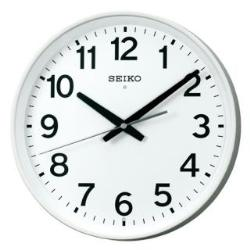 セイコー KX317W 電波掛け時計