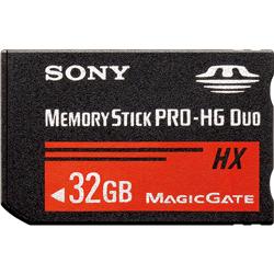 ソニー MS-HX32B メモリースティック PRO-HG デュオ 32GB