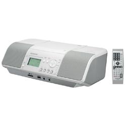 ケンウッド CLX-30-W(ホワイト) パーソナルステレオシステム