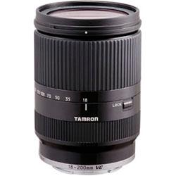 【長期保証付】タムロン 18-200mm F/3.5-6.3 Di III VC(ブラック) ソニー用