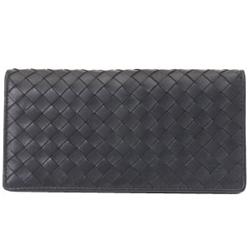 Pomerance IT08-BK 長札ファスナー財布 ブラック