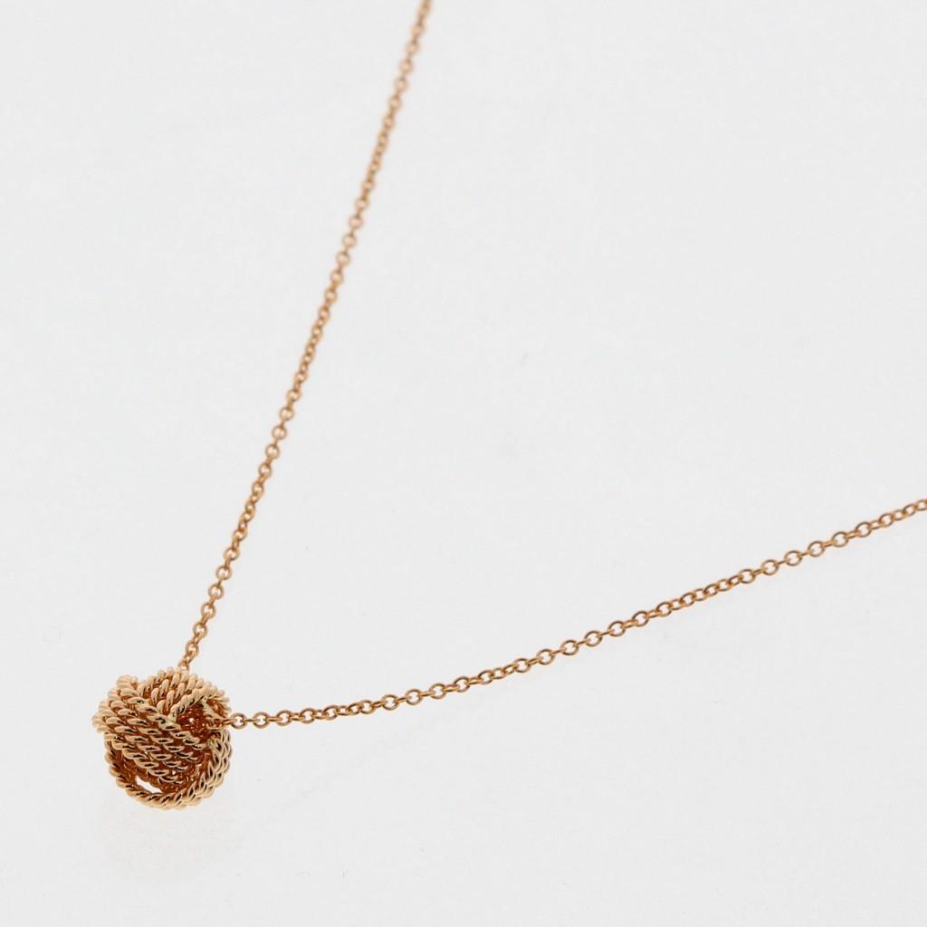 Tiffany&Co. ティファニー 28781199 ツイスト ワイヤー ノット ブレスレット