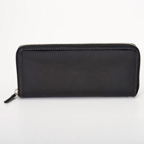 Pomerance BF12 ブラック ベビーバッファロー 長財布