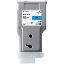 CANON PFI-206PC 純正 インクタンク フォトシアン