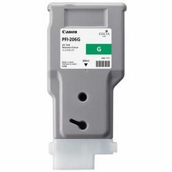 CANON PFI-206G 純正 インクタンク グリーン