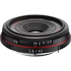 ペンタックス HD PENTAX-DA 40mmF2.8 Limited(ブラック)