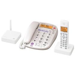 シャープ JD-VF1CL(パールベージュ) デジタルコードレス電話機 子機1台