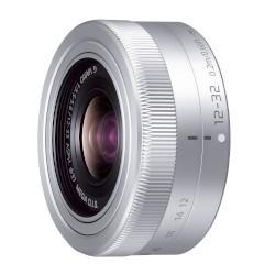 【長期保証付】パナソニック LUMIX G VARIO 12-32mm F3.5-5.6 ASPH./MEGA O.I.S.(シルバー)
