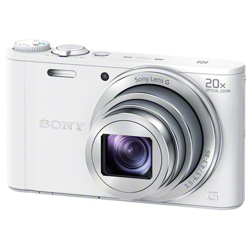 ソニー Cyber-shot DSC-WX350-W(ホワイト)