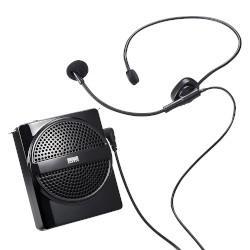 サンワサプライ ハンズフリー拡声器スピーカー MM-SPAMP2:ECカレント
