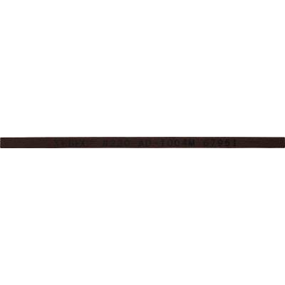 大和製砥所 AD-1004M ジーベックセラミック砥石 おトク 100x4x1 こげ茶 クリアランスsale 期間限定 #220