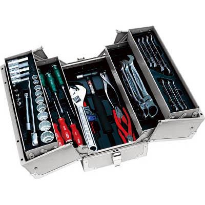 人気新品入荷 TONE TSH430ツールセット:ECカレント TSH430SV-DIY・工具