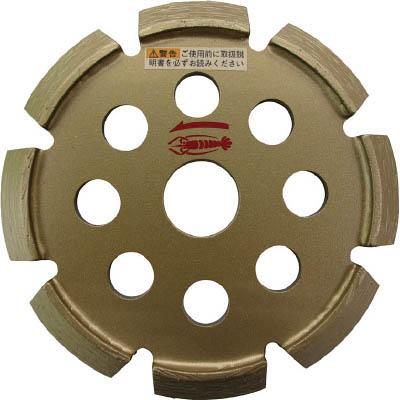ロブテックス V105 ダイヤモンドホイール Vカッター 108mm