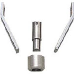 育良精機 14MPL1115B ミニパンチャー替刃長穴