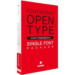 Fontwarks日本Fontwarks OpenType字体罗丹Pro-DB for Mac