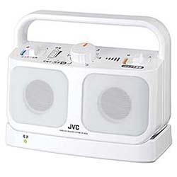 JVC SP-A850-W(ホワイト) ワイヤレススピーカー みみ楽