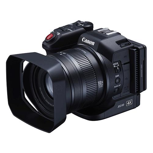 CANON XC10 メモリーカードキット 業務用4Kデジタルビデオカメラ