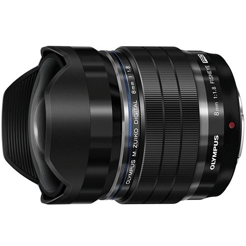 【長期保証付】オリンパス M.ZUIKO DIGITAL ED 8mm F1.8 Fisheye PRO