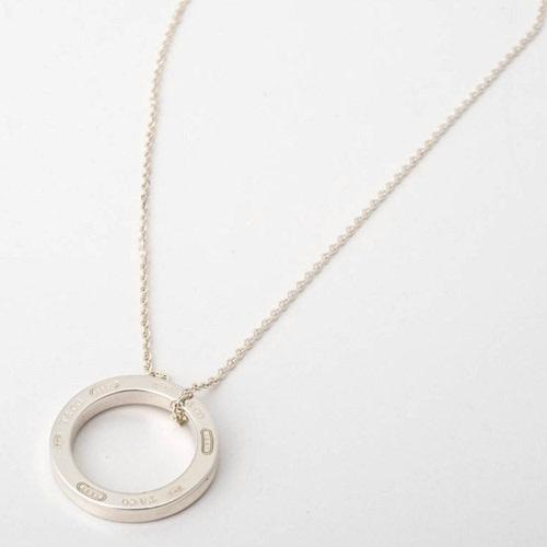 Tiffany&Co. 25049179 サークルミディアム ペンダント
