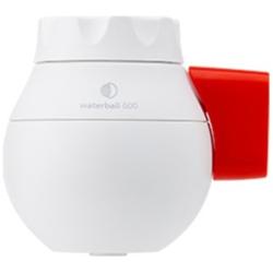 在庫あり 14時までの注文で当日出荷可能 東レ WB600B-R ホワイト 保証 レッド 蛇口直結型浄水器 waterball 即納最大半額 ウォーターボール