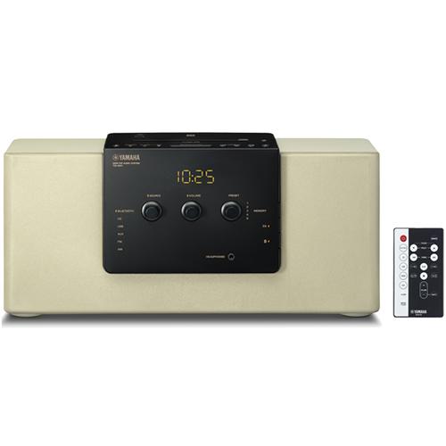 ヤマハ TSX-B141-NC(シャンパンゴールド) デスクトップオーディオシステム Bluetooth/ワイドFM対応