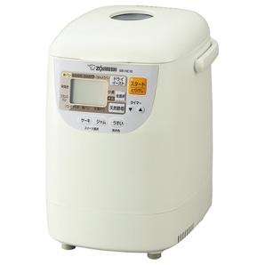 象印 BB-HE10-WA(ホワイト) ホームベーカリー パンくらぶ 1斤