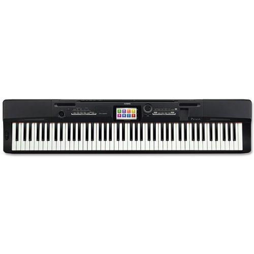 【長期保証付】CASIO PX-360M-BK(ソリッドブラック調) Privia(プリヴィア) 電子ピアノ 88鍵盤