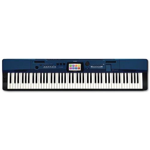 CASIO PX-560M-BE(ディープブルー調) Privia(プリヴィア) 電子ピアノ 88鍵盤