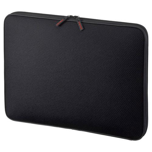サンワサプライ IN-SG15BK ブラック セール品 15.6インチ 低反発3Dメッシュケース 安心の実績 高価 買取 強化中