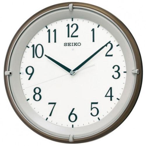 セイコー KX203B 電波掛け時計
