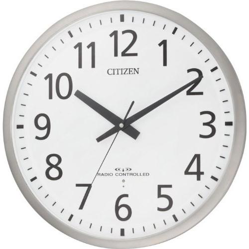 シチズン 8MY463-019 スペイシーM463 電波掛け時計