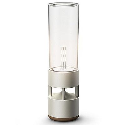ソニー SONY グラスサウンドスピーカー LSPX-S1 ワイヤレス/Bluetooth対応/アプリ操作/デザイン