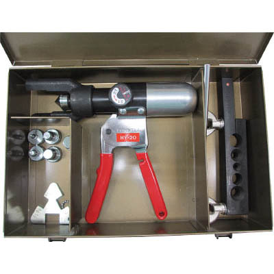 ロブテックス FTH-20 手動油圧式フレアリングツール