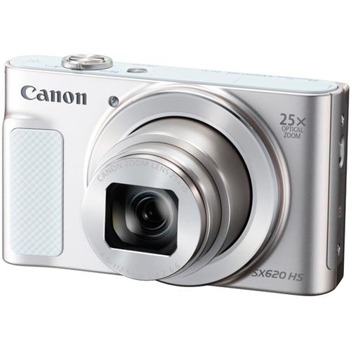 【長期保証付】CANON(キヤノン) コンパクトデジタルカメラ PowerShot(パワーショット) ホワイト SX620 HS