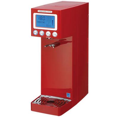 【長期保証付】シナジートレーディング HDW0001(レッド) 家庭用水素水生成器 グリーニング ウォーター