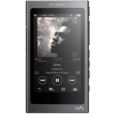 【長期保証付】ソニー SONY ウォークマン A30シリーズ 16GB チャコールブラック NW-A35HN-B ハイレゾ音源対応/連続45時間再生/3.1型液晶ディスプレイ/デジタルアンプ内蔵/FMラジオ/USB接続